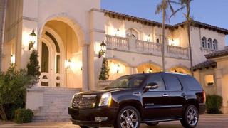 Бербатов се сдоби с Cadillac Escalade
