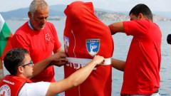 Яне Петков подобри световния рекорд по плуване със завързани крайници