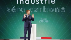 Франция иска да е лидер в зелената енергия, малките реактори в план за иновации за 30 млрд. евро
