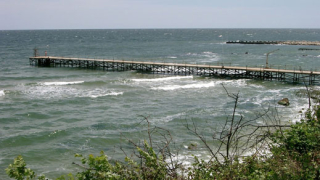 Труп на клошар изплува край Варна