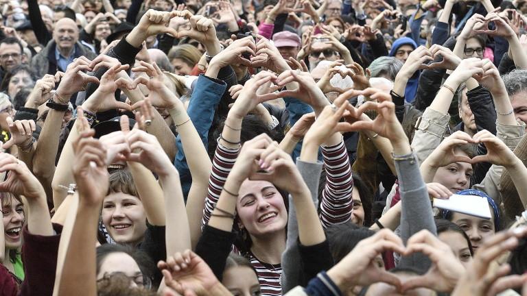 В Милано 200 000 протестираха срещу расизма