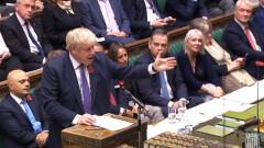 Камарата на общините отряза Борис Джонсън за предсрочни избори