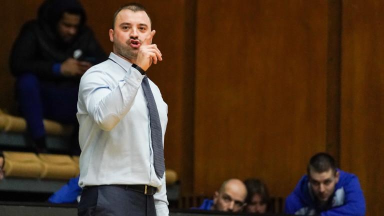 Старши-треньорът на самоковския Рилски спортист Людмил Хаджисотиров-Удо взе участие в