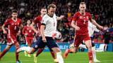 Англия - Унгария 1:1 в световна квалификация