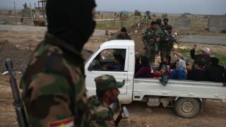 Атентатор самоубиец уби шестима членове на кюрдските сили в Сирия