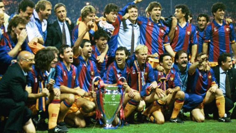 Сезон 1991/92: Когато Стоичков и Барса докоснаха небето (ВИДЕО+СНИМКИ)