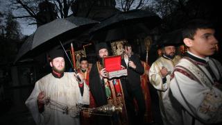 Богословският факултет на СУ вече има частица от мощите на Климент Охридски