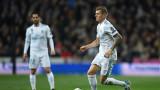 Треньорът на Реал (Мадрид) обмисля раздяла с Тони Кроос