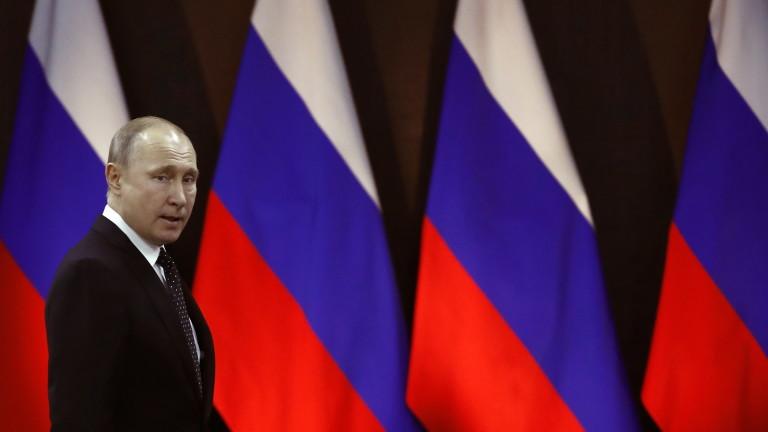 Путин с първи коментар за изборите в Украйна: Пълен провал на Порошенко