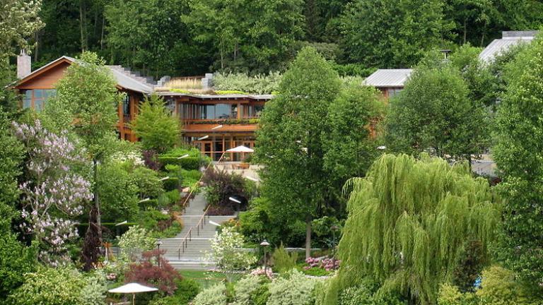 Снимка: Къде живеят Джеф Безос, Бил Гейтс и останалите технологични лидери?