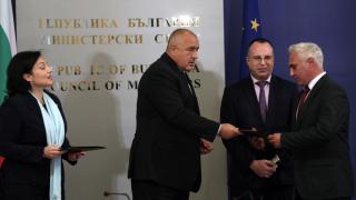 Да не буреняса направеното, поръча Борисов на общините, спечелили 78 млн.лв по европрограми