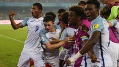 Англия е световен шампион!