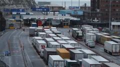 За бавен трафик на камиони към Дувър предупреждава МВнР