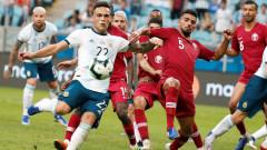Барселона е на финалната права за Лаутаро Мартинес