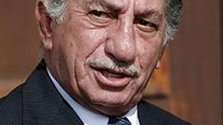 Откраднаха трупа на бивш кипърски президент