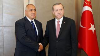 Борисов и Ердоган са обсъдили по телефона регионалните проблеми