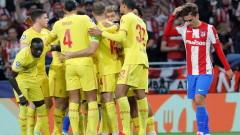 Спектакъл в Мадрид! Ливърпул удари Атлетико в спиращо дъха зрелище