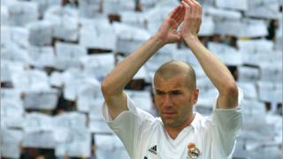"""Реал и Виляреал направиха 3:3, Зидан се сбогува с феновете на """"Бернабеу"""""""