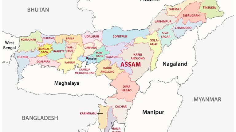 Два милиона души вече не могат да живеят в индийския щат Асам