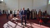 Министър Кралев откри обновената лекоатлетическа писта във Враца