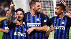 """Трета поредна победа за Интер в Серия """"А"""""""
