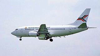Инцидентът с президентския самолет не е заради човешка грешка