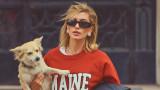 Хейли Бийбър, фотосесията й за Vogue и как се преобрази в принцеса Даяна