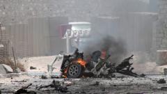 Нападнаха президентския дворец в Сомалия
