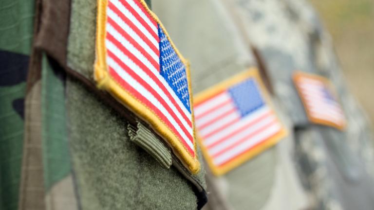 Къде в света САЩ имат военно присъствие?