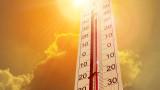 Отчетоха температурен рекорд в Хасково
