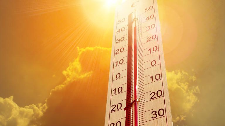 Гореща събота ни очаква. Това съобщават от НИМХ. Максималните температури