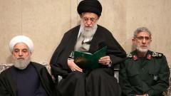 Али Хаменеи: Не заплашваме никого, но трябва да бъдем силни