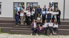 Kaufland България посрещна финалистите от втория семестър в Panda Labs на WWF