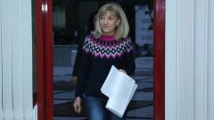 Аврамова не откри нарушения при строежа на водопроводите в Хасково