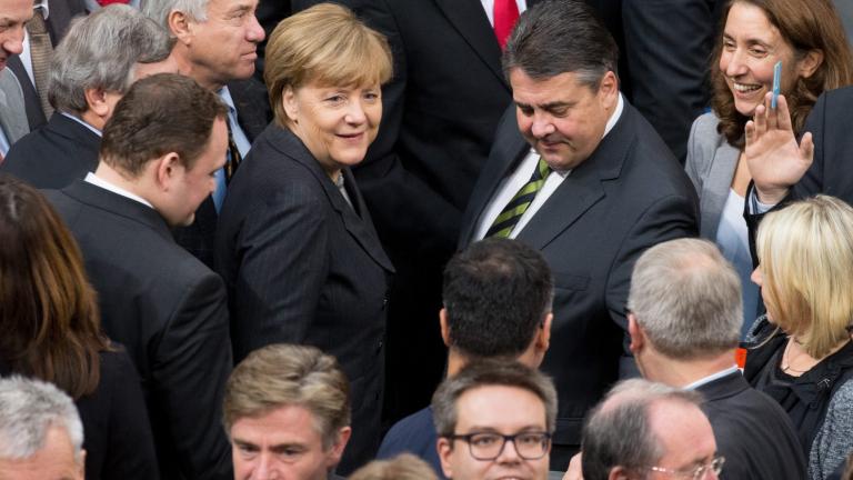 Германия тръгва срещу ДАЕШ в Сирия