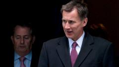 Джеръми Хънт: Отказът на Парламента от споразумение с ЕС може да спре Брекзит