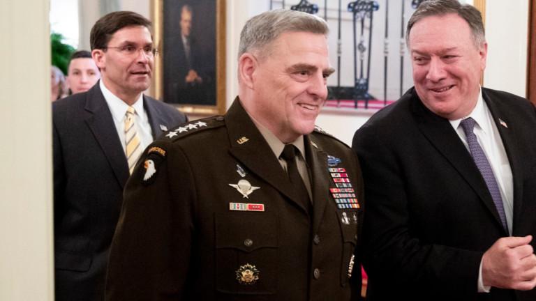 Тръмп разреши на Пентагона да отговори на атаката в Ирак