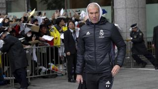 Зидан: Щастлив съм, че най-емблематичният испански футболист играе в Реал