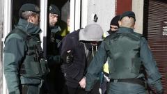 """Испанската полиция арестува 7 ятаци на """"Ислямска държава"""""""