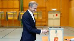 Норвежците гласуват на оспорвани парламентарни избори