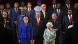Кралица Елизабет натърти за пластмасовите отпадъци на Британската общност