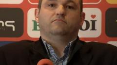 Сашо Тодоров: ЦСКА свива бюджета