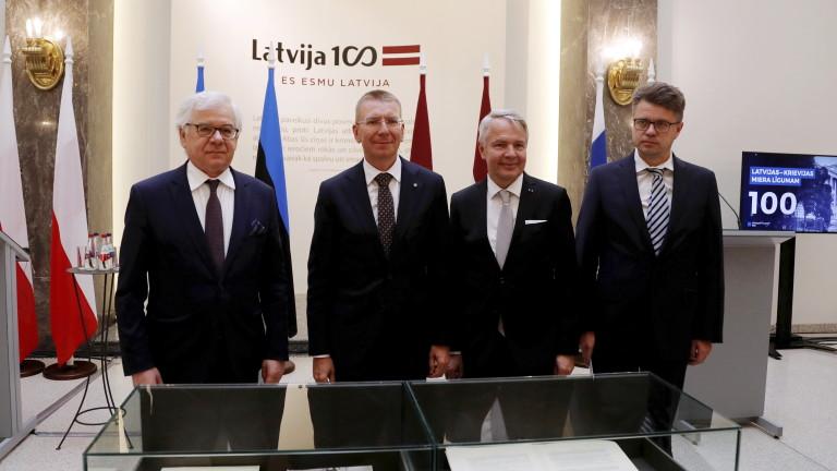 Полша е готова да посредничи между беларуския президент Александър Лукашенко