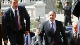 Всички прояви на нацизъм трябва да се осъждат, категоричен е президентът Радев