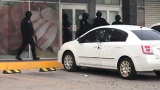 Убиха с над 150 куршума, полицай, арестувал сина на Ел Чапо в Мексико