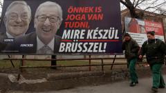 Унгария няма да облекчава закони, които да позволят на Сорос да остане
