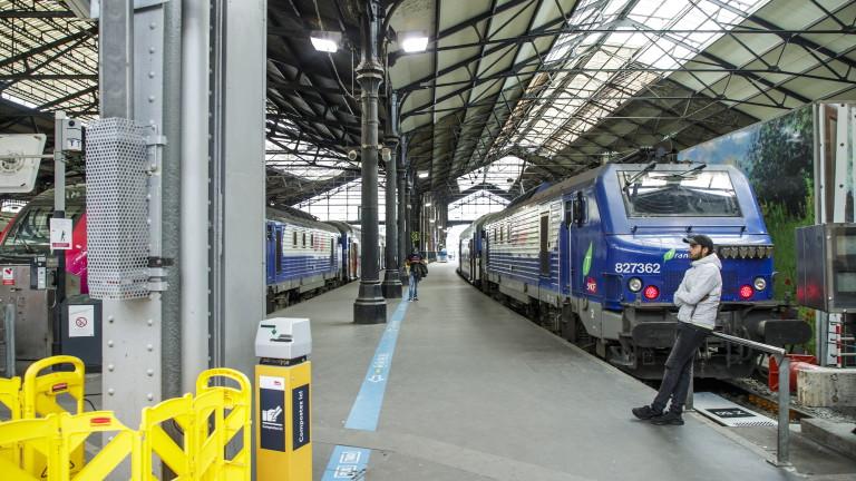 Пълна реформа в националната железница на Франция