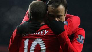 Бербатов остава резерва срещу Арсенал