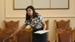 Кунева не изключва партиец да е кандидатът на РБ за президент
