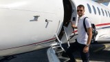 Григор Димитров вече е в Барселона